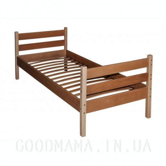 Кровать одноярусная из бука