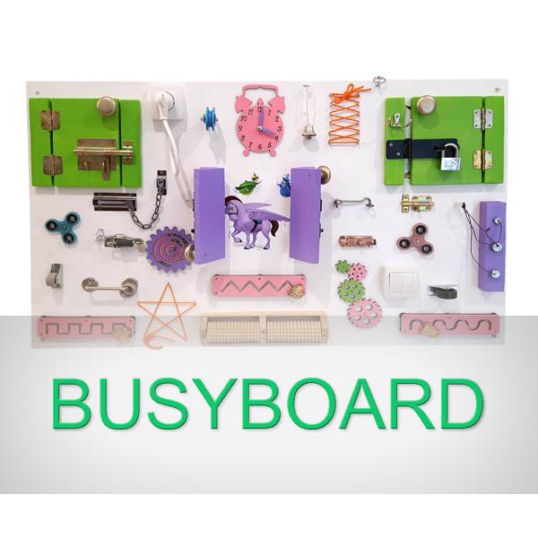 BUSYBOARD