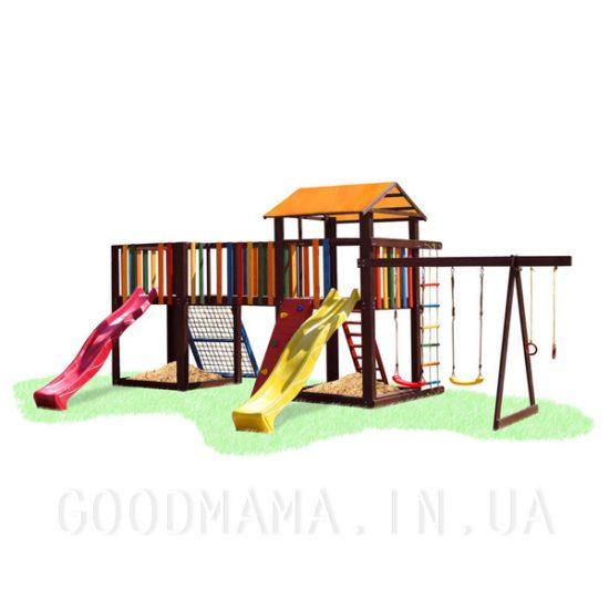 Детский игровой уличный комплекс Риальто