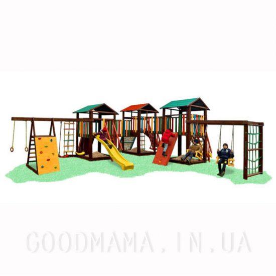 Детский игровой уличный комплекс Турин