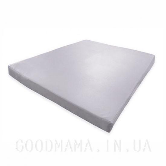 Гимнастический мат серый