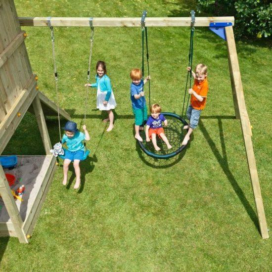 Модуль качели СВИНГ для детской площадки